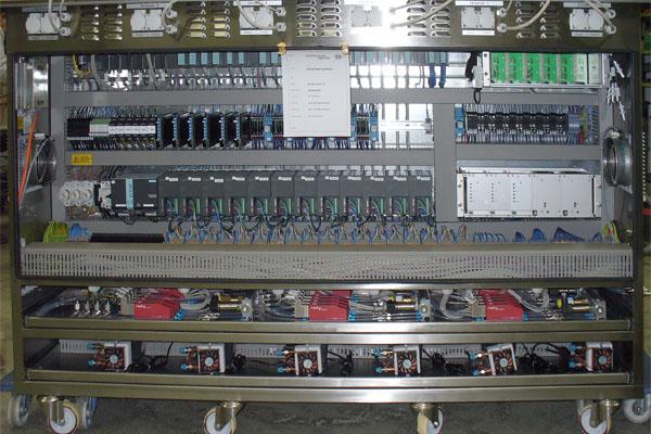 Fermentersteuerung für Biotechnik