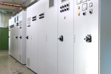Schaltanlage für Luftzerlegung