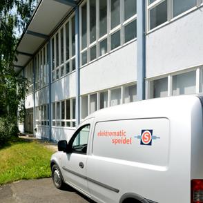 Elektromatic Speidel Kleinschaffhausen